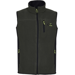 Zotta Forest Gilet in Pile Perù