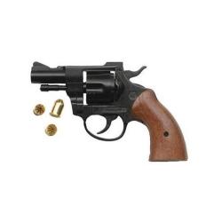 Bruni Revolver a Salve Olimpic Wood Cal. 380