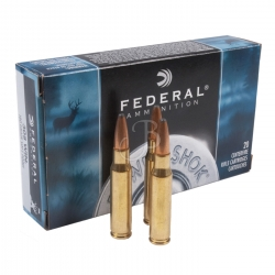 CARIC.FEDERAL 308 WIN 180GR SP H308A