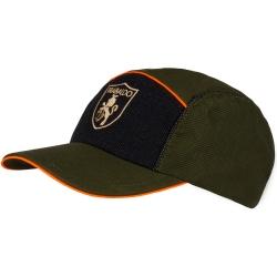 Trabaldo Berretto Apache Verde/Arancione