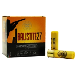 CART.B&P BALISTITE c.20 27GR