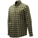 Beretta Camicia Wood Button Down Verde/Rossa