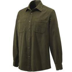Beretta Camicia Light Corduroy Verde
