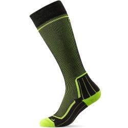 CMP Calze da Trekking Wool Long Lime