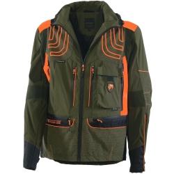 Univers Giacca K-PRO Cordura® Verde/Arancione Univers-tex 91117 392