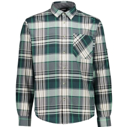 CMP Camicia Coolmax Green