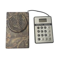 Canicom Riproduttore 100 Canti con Radiocomando