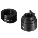 Pulsar Anello Adattatore Clip-On 56mm per Krypton XG50