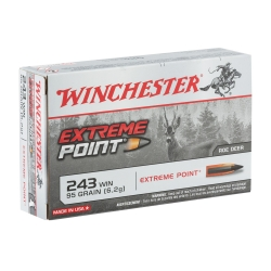 WINCHESTER EXTREME POINT CAL. 243 GR 95
