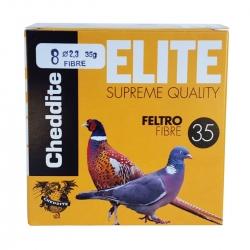 Cheddite Elite Fibre/Feltro Cal. 12 35gr