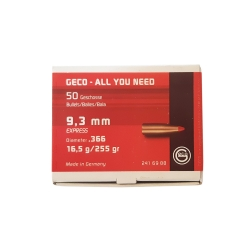 PALLE CAR.GECO EXPRESS 9.3MM 16.5G
