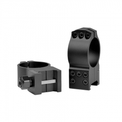 ANELLI WARNE TACTICAL 30MM HIGH X