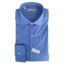 Classic Collection Camicia Maniche Lunghe Avio Blu