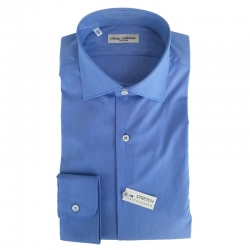 Classic Collection Camicia Maniche Lunghe Avio Blu
