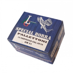 CART.ALG SPECIAL BORRA PALLETTONI