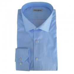 Classic Collection Camicia Maniche Lunghe a Righe
