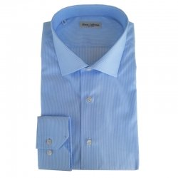 Classic Collection Camicia Maniche Lunghe a Righe