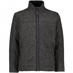 GIACCA CAMPAGNOLO MAN JACKET CARBONE