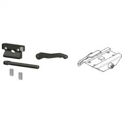 Aimpoint Kit Conversione Micro H1 ed H2 con Sgancio Rapido