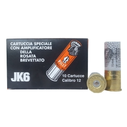 Pilli Cartucce T5 Nichelata cal.12 JK6