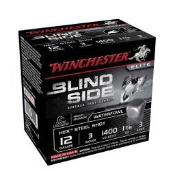 Winchester Blind side Mag. C.12 39gr