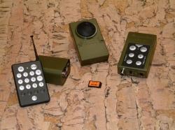 Plurifon Micro RDP2 8W con Telecomando