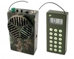 Bird Sound Mimetic Richiamo +chip 100 canti