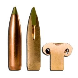 Nosler E-Tip 30-308 180 gr Spitzer monolitica