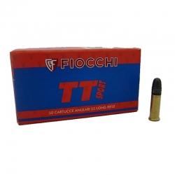 Fiocchi TT Sport Cal. 22LR 40gr