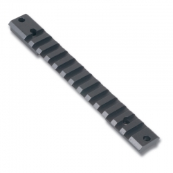 Warne Slitta Picatinny 20 MOA per Remington 700 Short Action