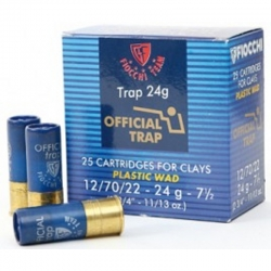 Fiocchi Official Trap Cal. 12 24gr