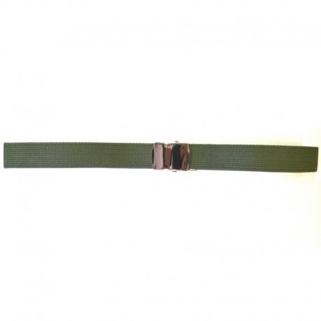 professionale più votato comprare bene pensieri su Virginia Cintura Verde Fibbia Silver 110x3cm