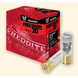 Cheddite Freeshots 26g (25pz)