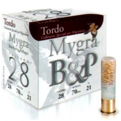 B&P Mygra Tordo 21 g (25pz)