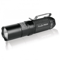 Torcia Fenix PD22 190 lumens