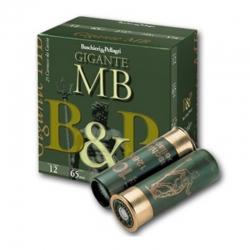 B&P MB Gigante Feltro 32g (25pz)