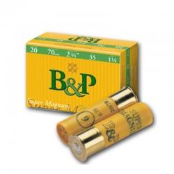 B&P Super Magnum 35g (10PZ)