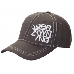 Browning Cappello Stack-Lite Grigio