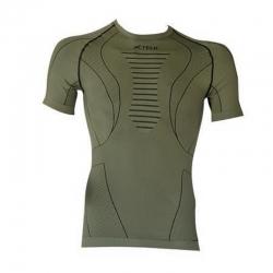X-Tech maglia tecnica Spider verde