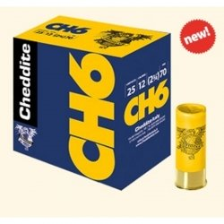 Cheddite CH6 Cal. 12 32gr