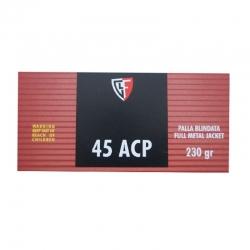 Fiocchi 45 ACP FMJ 230