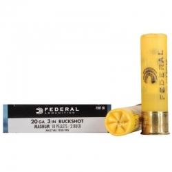 Federal Magnum Pallettoni Cal. 20 F207