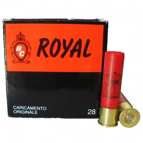 Royal 28 T.3 cal. 28 gr28