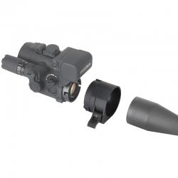 Pulsar Anello adattatore per DFA 75 50 mm in polimero