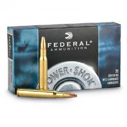 Federal 308 Win 150 gr SP