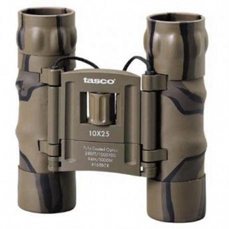 Tasco Binocolo Essentials 10X25 Camo