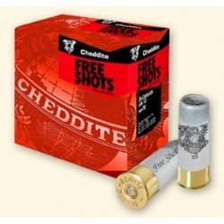 Cheddite Free Shots Cal. 12 33gr
