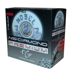 NSI Diamond Premium Cal. 12 28gr