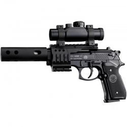 Beretta 92 FS XX-Treme CO2 Cal. 4.5 Libera Vendita