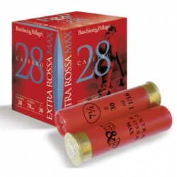 B&P Extra Rossa Max Cal. 28 30gr